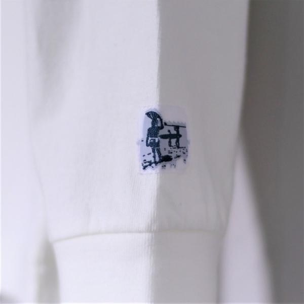 テス ザエンドレスサマー ロンT TES THE ENDLESS SUMMER マリブ スター ロングスリーブTシャツ MALIBU STAR L/S T-SHIRT ホワイト WHITE 2019秋冬新作 charger 04