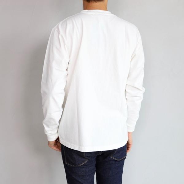 テス ザエンドレスサマー ロンT TES THE ENDLESS SUMMER マリブ スター ロングスリーブTシャツ MALIBU STAR L/S T-SHIRT ホワイト WHITE 2019秋冬新作 charger 09