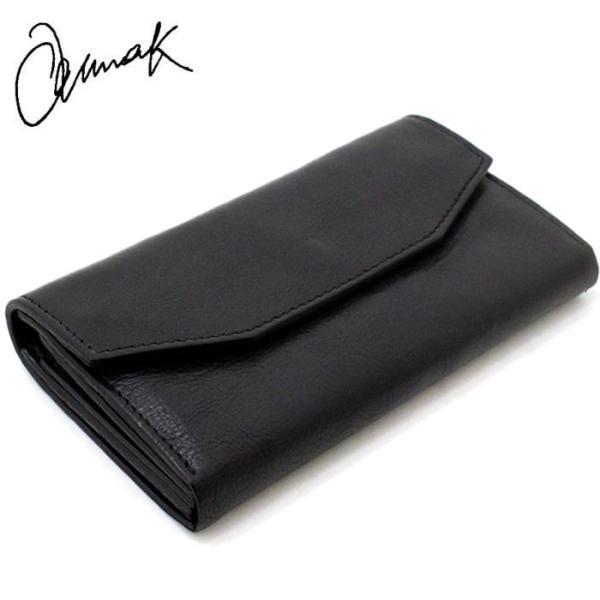 new product 914bc 81d19 長財布 メンズ レディース,アナック 通販,annak 長財布,ギャルソンウォレット,ブラック×ブラック,メンズ レディース,取扱い