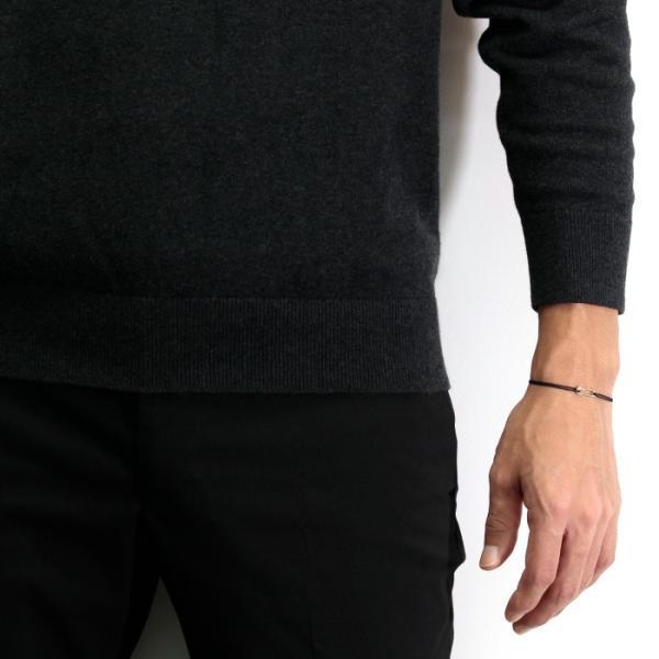 シンパシーオブソウル ブレスレット SYMPATHY OF SOUL Safety Pin Cord Bracelet  K18YG w/Diamond セーフティーピンコード K18YG w/ダイヤモンド|charger|09