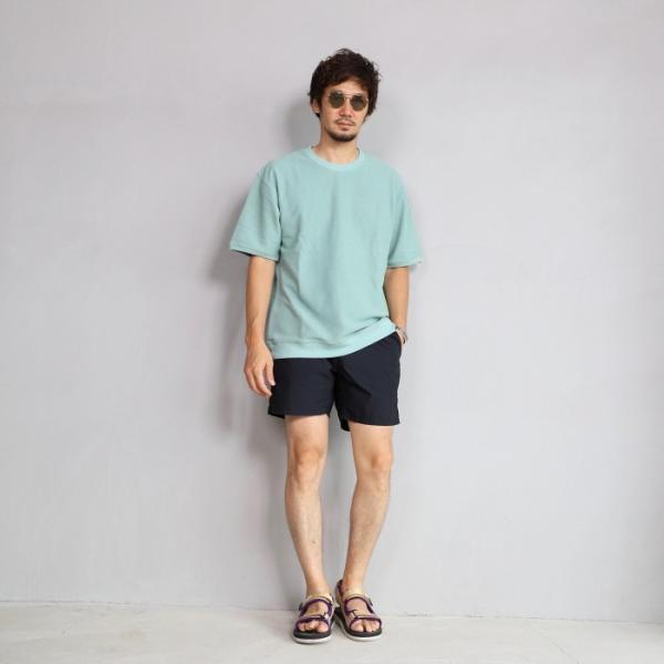 CHARGER Tシャツ チャージャー オリジナル パイル プルオーバー カットソー メンズ ミント 2019春夏新作|charger|06