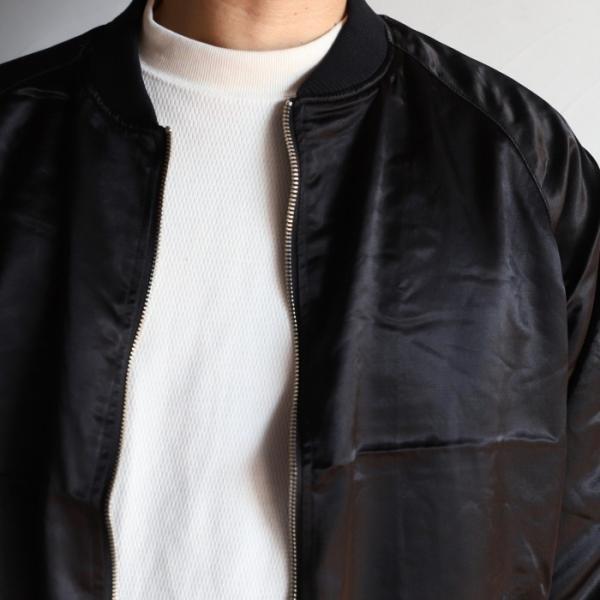 エディットクロージング ジャケット EDIT CLOTHING レーヨン ウール ジャケット RAYON WOOL JACKET ブラック BLACK 2019秋冬新作|charger|04