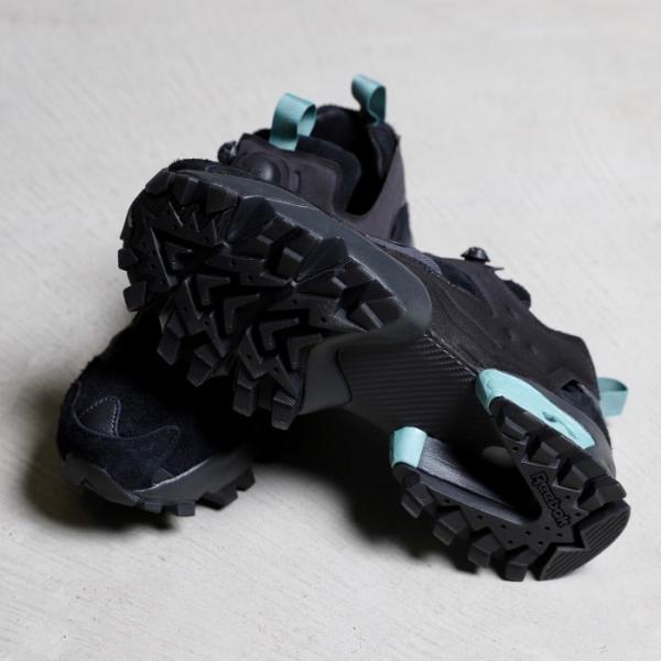 リーボック スニーカー Reebok CLASSIC インスタポンプ フューリー INSTAPUMP FURY TRAIL ブラック BLACK 2020春夏新作 charger 09