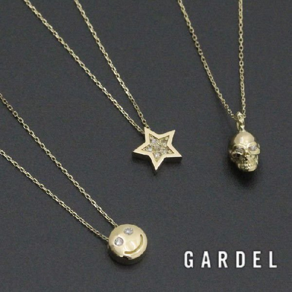 Chargerweb store gardel tiny diamond gardel tiny diamond necklace k18 mozeypictures Image collections