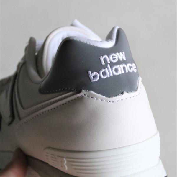 ニューバランス スニーカー New Balance M576 WWL WHITE メンズ スニーカー ホワイト 2019春夏新作|charger|09