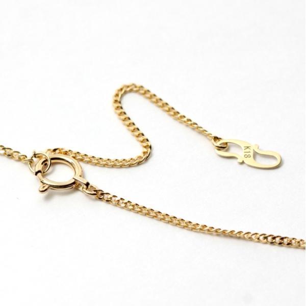 刻印無料 シンパシーオブソウル ネックレス SYMPATHY OF SOUL クリスマス Model Small Dog Tag Necklace K18YG スモール ドックタグ K18イエローゴールド|charger|06