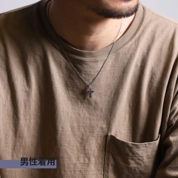 シンパシーオブソウル 2019年クリスマス限定 ネックレス SYMPATHY OF SOUL 1960's Sixpence Large Cross Necklace Horseshoe クロス ホースシュー SV K10YG|charger|11