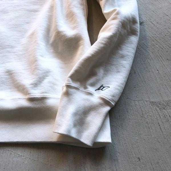 レミレリーフ × チャージャー REMI RELIEF × CHARGER COFFE STAND コラボ スウェット プルオーバー OFF WHITE オフホワイト 2019春夏新作|charger|09