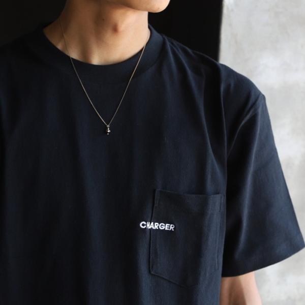 スーマンダックワ ネックレス Suman Dhakhwa ロータス ストーン ペンダント ベネチアン チェーンセット K10 Lotus Stone Pendant Onyx Venetian Chain K10YG|charger|09