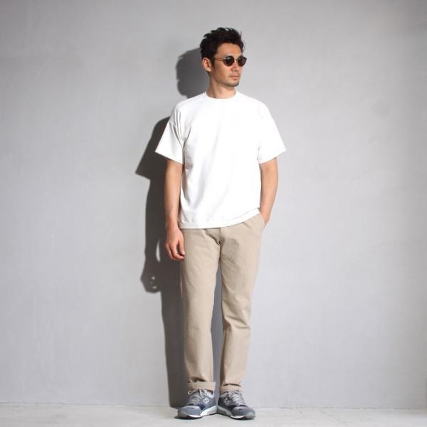 ラッピンノット Tシャツ WRAPINKNOT ニットTシャツ OFFWHITE オフホワイト 2019春夏新作 charger 05