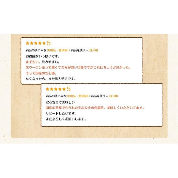 黒烏龍茶 静岡県産 ペットボトル 2リットル 2ケース 送料無料(2L×12本 高ポリフェノール ウーロン茶)|chashoan|16