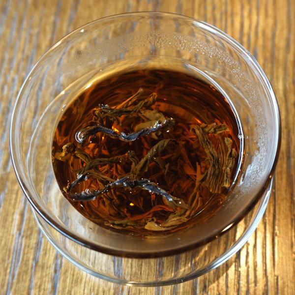 日月潭紅茶(紅玉) 30g|chasyu-charaku|04