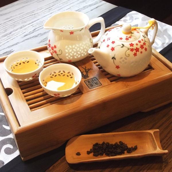 紅水金萱茶 30g|chasyu-charaku|05