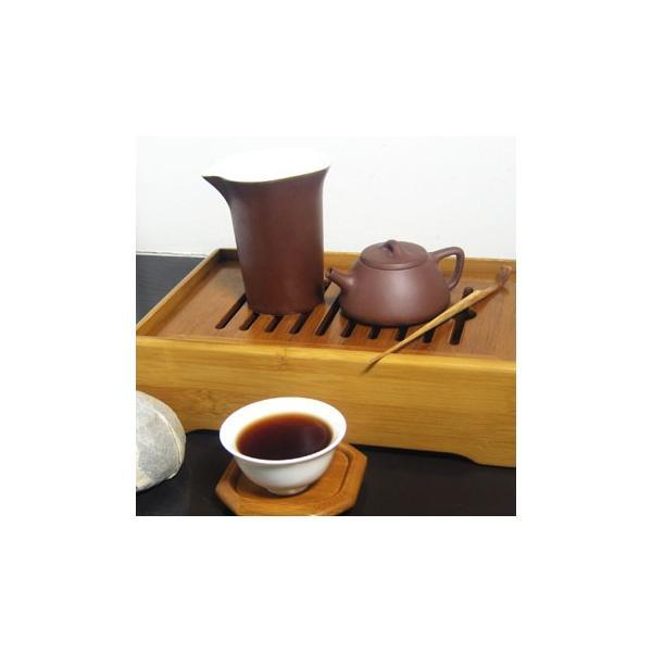 雲南沱茶2003年 30g|chasyu-charaku|04