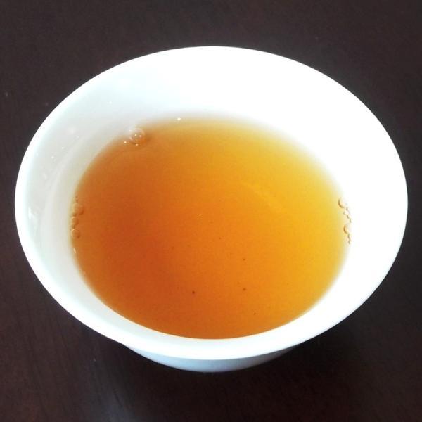 小黄印生餅 2010年 40g|chasyu-charaku|03