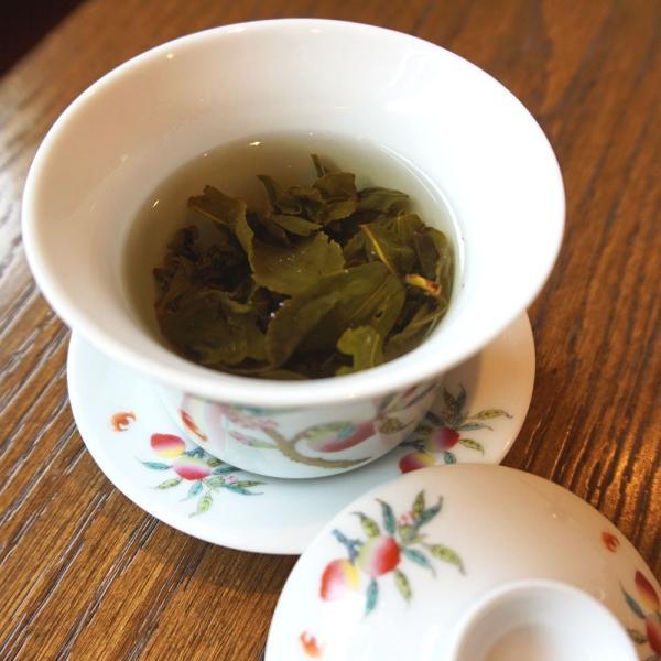 清香烏龍茶(四季春)80g|chasyu-charaku|05