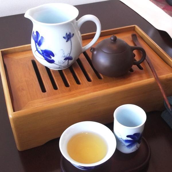 特級杉林渓高山茶【有機栽培】 30g|chasyu-charaku|05