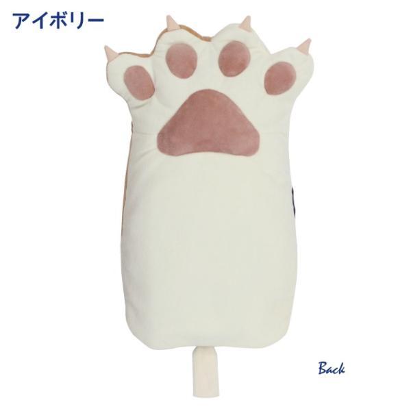 猫の手ティッシュカバー(ノアファミリー 猫グッズ ネコ雑貨 ぬいぐるみ ティッシュカバー ねこ柄) 051-H845|chatty-cloth|03