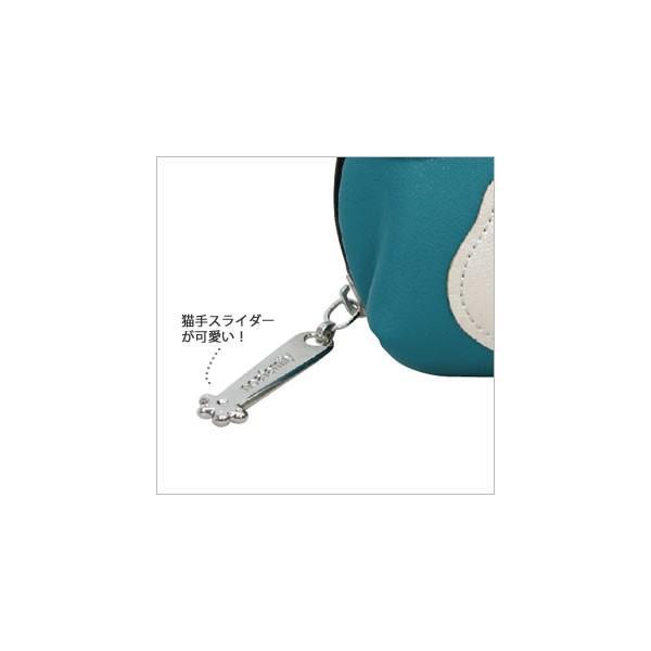 メガネケース 大 (ノアファミリー猫グッズ ネコ雑貨 ねこ柄)  051-J474 chatty-cloth 04