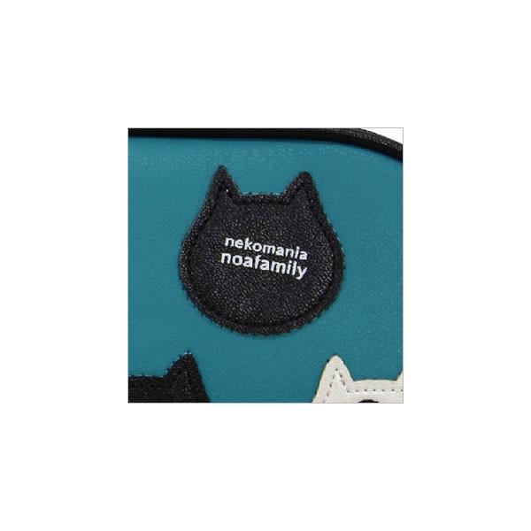 メガネケース 大 (ノアファミリー猫グッズ ネコ雑貨 ねこ柄)  051-J474 chatty-cloth 05