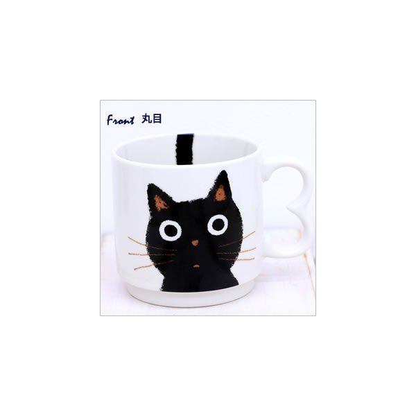 たまちゃんスタッキングマグ (ノアファミリー猫グッズ ネコ雑貨 ねこ柄)  051-T13|chatty-cloth|02