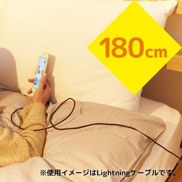 Android / Xperia / Galaxy  ケーブル マイクロUSB ダンボー キャラクター チーロ cheero DANBOARD USB Cable (180cm) 充電 / データ転送 cheeromart 04
