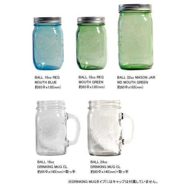 【SALE】ボールメイソンジャー ドリンクマグ 700ml (BL-16011)透明/保存容器/ドリンク/スムージー/調味料/ジャム/ランチ/インテリア/グラス/ガラス瓶/ギフト|cheers-eshop|03