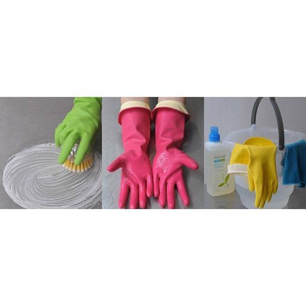 【完売しました】casabella カサベラ ウォーターストップグローブ /キッチン/掃除/かわいい/ゴム手袋|cheers-eshop|05
