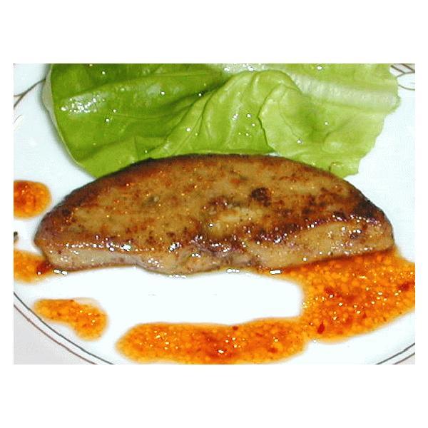 フォアグラ(オア:ガチョウ) 冷凍 50gカット×10個 送料無料 ハンガリー産:ガチョウ