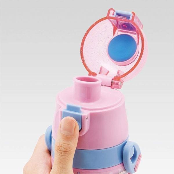 子供用 2WAY ステンレス水筒 コップ付き ソフィア 2018年 新デザイン SKDC4wb1430 chericoshop 02