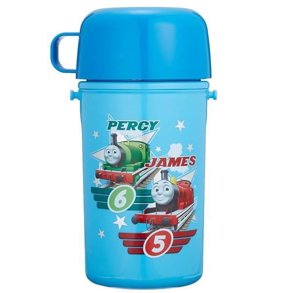 きかんしゃトーマス グッズ 機関車トーマス ショルダー冷水筒 450ml (wb1454)|chericoshop