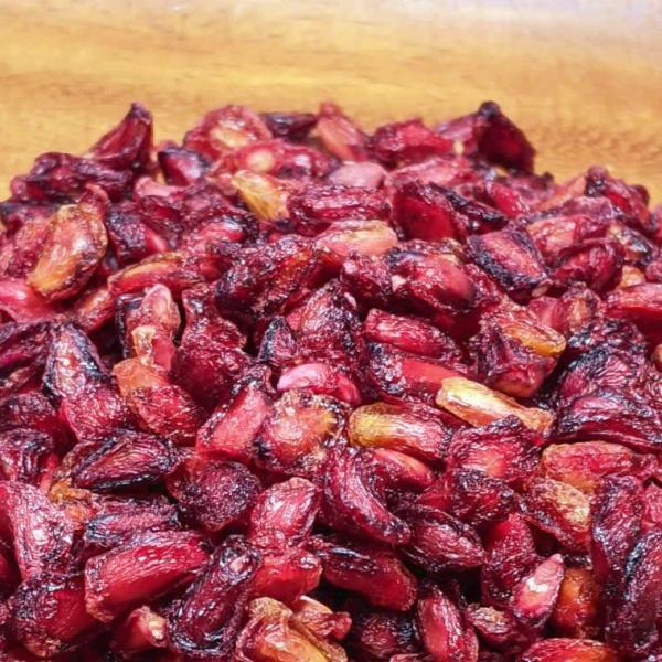 ドライざくろシード 70g ザクロ ザクロシード 種 ドライフルーツ 砂糖不使用 無添加 ざくろ 無糖 ペルシャ産 契約農場栽培