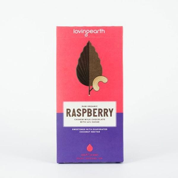 (ローチョコレート)ラズベリー B126 (30g) /アリサン Alishan  無添加・有機JAS・無漂白・オーガニックなどのドライフルーツやナッツ、食材が多数