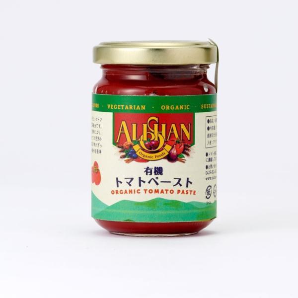 トマトペースト(カンポ社) M108 (150g) /アリサン Alishan  無添加・有機JAS・無漂白・オーガニックなどのドライフルーツやナッツ、食材が多数