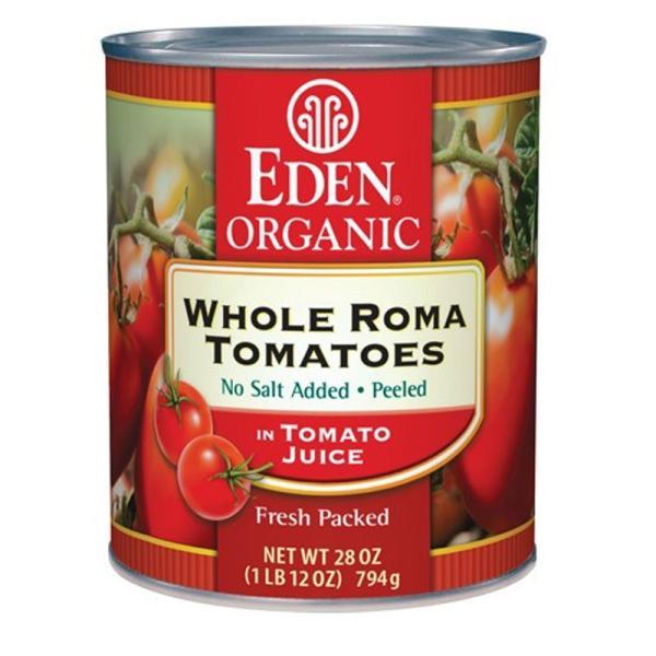 ホールローマトマト缶 M88 (794g (483g)) /アリサン Alishan  無添加・有機JAS・無漂白・オーガニックなどのドライフルーツやナッツ、食材が多数