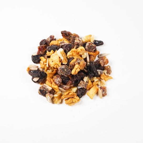 フルーツ&ナッツミックス N38 (120g) /アリサン Alishan  無添加・有機JAS・無漂白・オーガニックなどのドライフルーツやナッツ、食材が多数