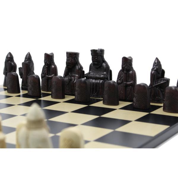 ルイス島のチェス駒 8.5cm|chessjapan|05