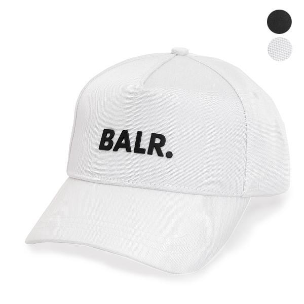 ボーラー BALR メンズ キャップ ブラック CLASSIC OXFORD CAP 10073 BLACK