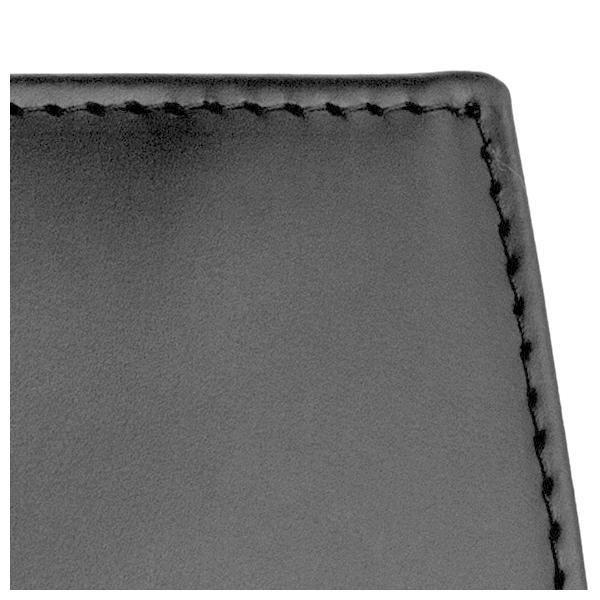 エッティンガー ETTINGER 財布 メンズ 二つ折り財布 ブラック 黒 ブライドルレザー PURSE NOTECASE WITH 4 C/C SLOTS BH179JR BLACK BRIDLE HIDE COLLECTION|chgardens|06