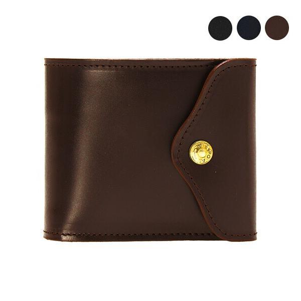 グレンロイヤル GLENROYAL 財布 メンズ 二つ折財布 (小銭入れ付) SLIDING WALLET 03-5956 全3色|chgardens
