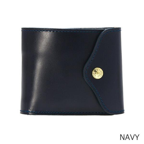 グレンロイヤル GLENROYAL 財布 メンズ 二つ折財布 (小銭入れ付) SLIDING WALLET 03-5956 全3色|chgardens|03
