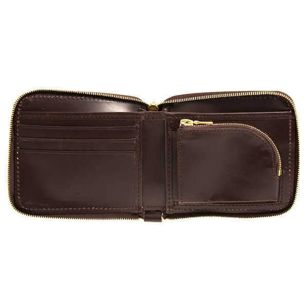 グレンロイヤル GLENROYAL 財布 ラウンドジップ二つ折り財布 ZIP AROUND WALLET 03-6156 全5色|chgardens|09