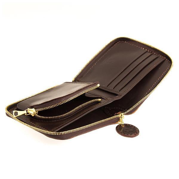 グレンロイヤル GLENROYAL 財布 ラウンドジップ二つ折り財布 ZIP AROUND WALLET 03-6156 全5色|chgardens|10