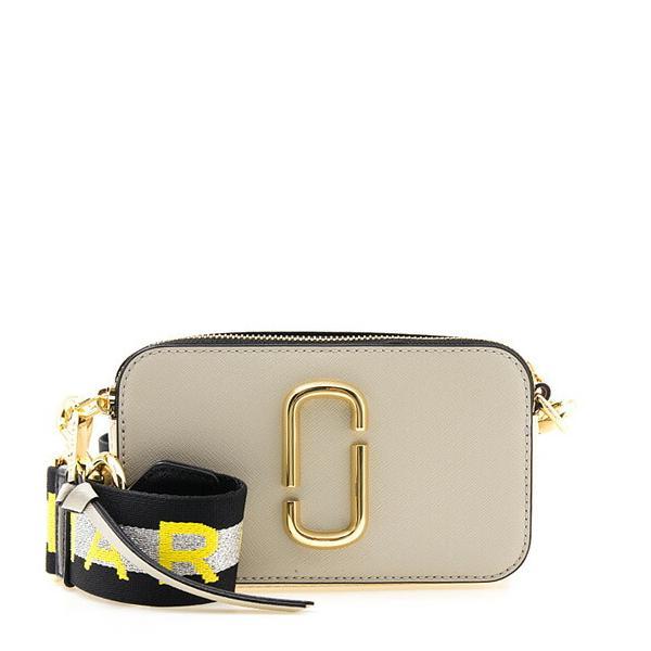 MARC JACOBS Snapshot Logo Strap Small Camera Bag Cross-body Shoulder Handbag NWT
