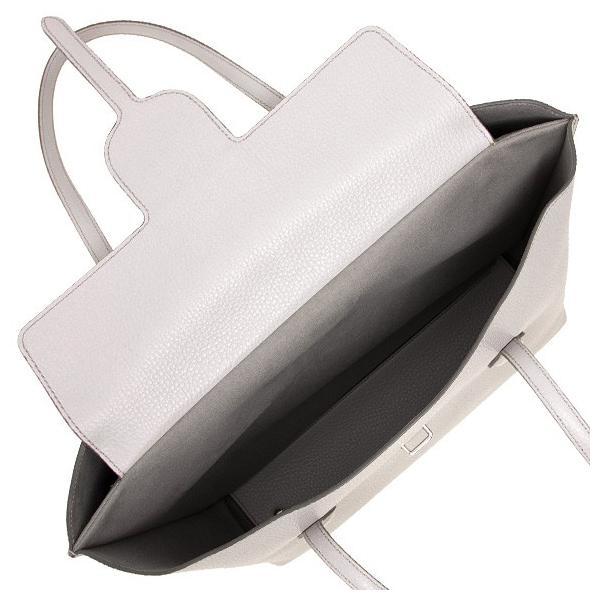 トッズ TOD'S バッグ レディース トートバッグ グレイッシュホワイト NEW JOY SHOPPING MEDIA XBWANXA0300F FXB220 GRAYISH WHITE