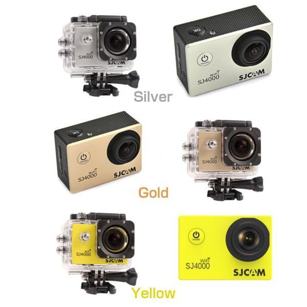 激安セール♪ SJCAM SJ4000 WiFi 防水 アクションカメラ 予備バッテリプレゼント企画 バイク ツーリング ドライブレコーダー GoPro をお考えの方に 技適取得済み|chic|07