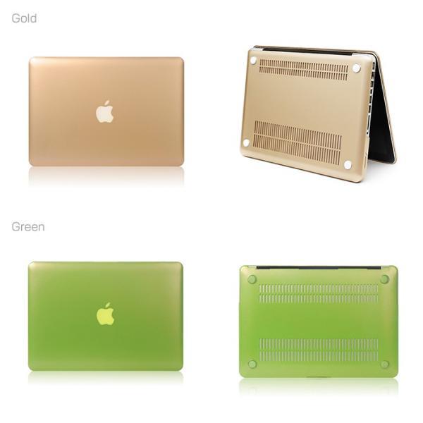 Mac Book Air ケース 13.3インチ ハードケース カバー ケース 超薄型 軽量 マックブック ハードシェル ◇CHI-MB-133AIR|chic|03