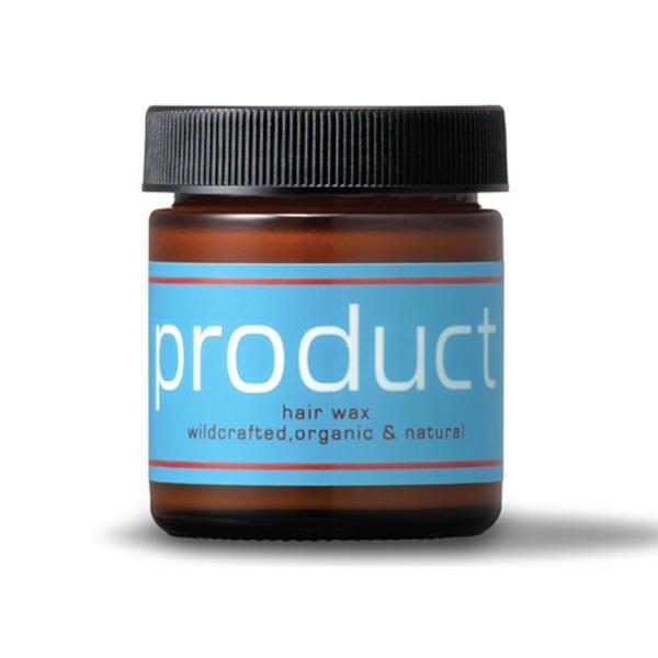 ザ プロダクト オーガニック ヘアワックス スタイリング ボディクリーム 乾燥肌への保湿ケアにも♪ 42g 1個 国内正規品 送料無料 chic