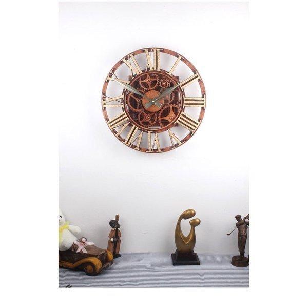 掛け時計 アドニスヌードクロックローマ(特大) 掛け時計 壁掛け時計 おしゃれ 掛時計 北欧 時計 インテリア 振り子時計 chiekoubou2 03