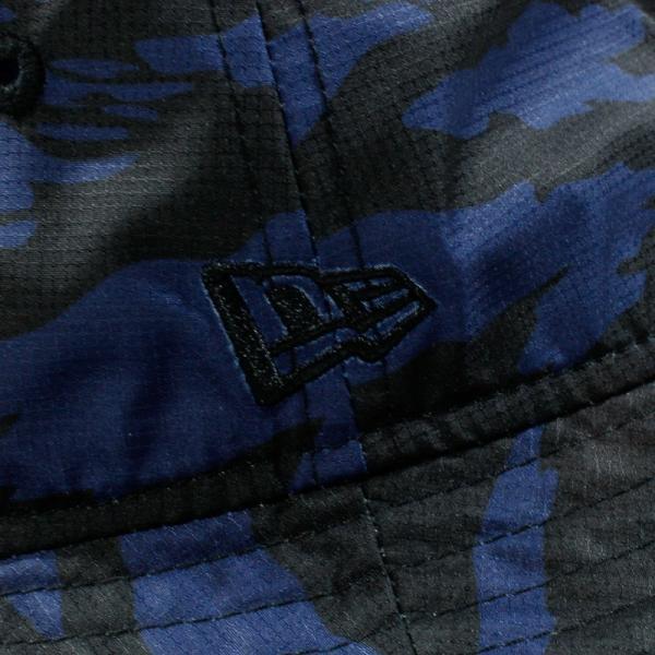 ニューエラ NEWERA バケットハット 軽量 撥水 タイガーカモ 迷彩|chiki-2|04